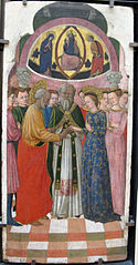 The Wedding of the Virgin