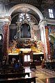 Girolamo da santacroce, ultima cena, 1549, 00 organo nachini modificato da agetano callido (1799).jpg