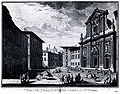 Giuseppe zocchi, veduta di piazza antinori, 1744.jpg