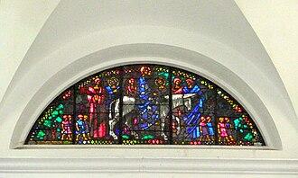 Augusto Giacometti - Image: Glasfenster Augusto Giacometti