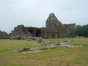 Glenluce Abbey - Image: Glenluce Abbey