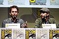 Glenn Howerton & Charlie Day (9365856114).jpg