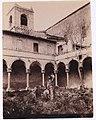 Gloeden, Wilhelm von (1856-1931) - n. 0056 bis recto - Cortile San Domenico - Taormina.jpg