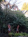 Gods in the Garden, Totnes - geograph.org.uk - 1767487.jpg