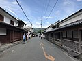 Gofukumachisuji Street in Hagi Castle Town 4.jpg