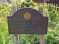 Golden Jubilee Garden - plaque - geograph.org.uk - 1440697.jpg