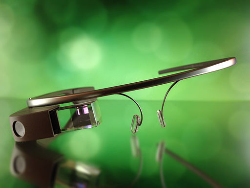 Google Glass photo