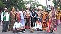 Gotrala Bagotham Folk Art form performance in Janapada Jathara (2018).jpg