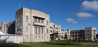 Government Buildings, Suva