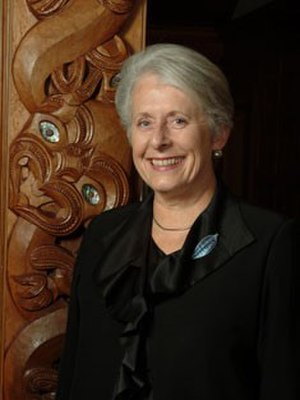 Silvia Cartwright - Image: Governor General Silvia Cartwright