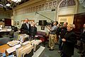 Governor Tours the Veep Set (10945325673).jpg