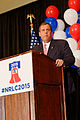 Governor of New Jersey Chris Christie at Northeaste Republican Leadership Conference June 2015 by Michael Vadon 08.jpg