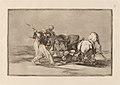 Goya - Los moros ... lancean un toro en el campo.jpg