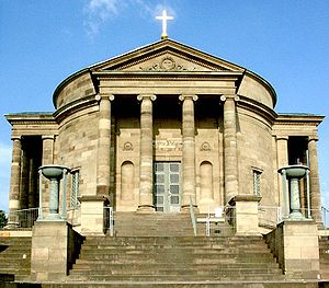 Wirtemberg Castle - Württemberg Mausoleum