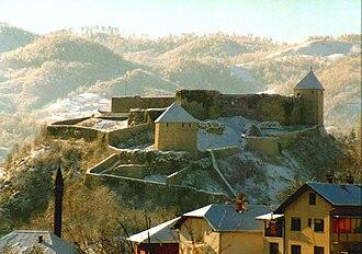 Tešanj - Tešanj Castle