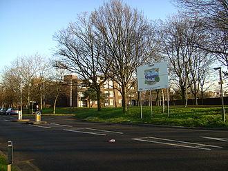 Colindale - Image: Graham Park