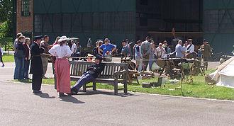 Hendon Aerodrome - The 2008 Hendon Pageant