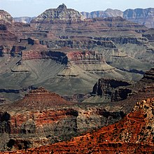 of the Grand Canyon area