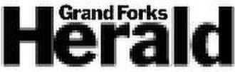 Grand Forks Herald - Grand Forks Herald logo