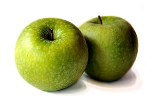 created equal - granny smith apples - God Says We're Not Created Equal