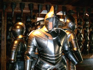 Styrian Armoury - Armour in the Armory