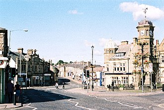 Great Harwood - Image: Great Harwood