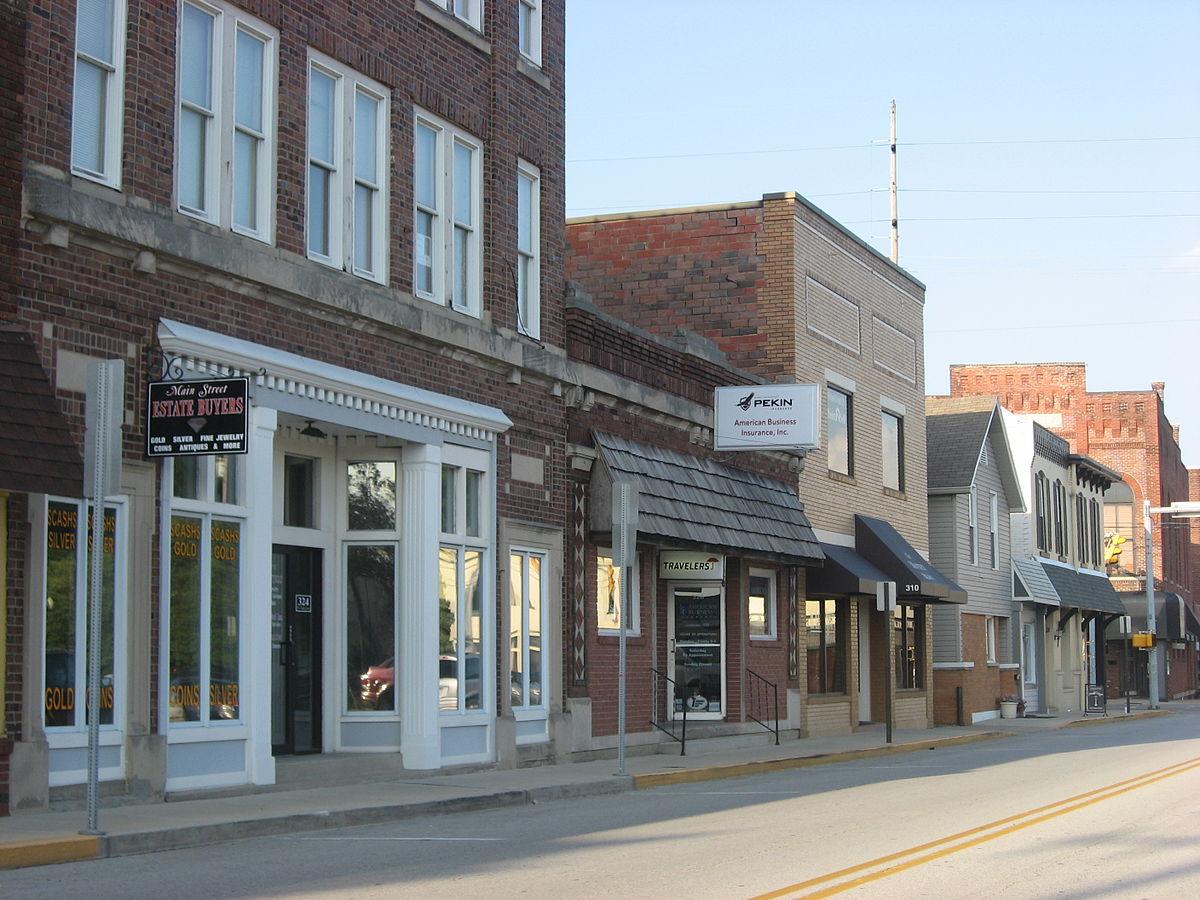 Greenwood, Indiana - W...