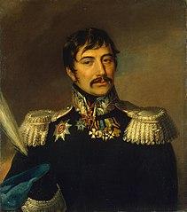 Portrait of Timofey D. Grekov (1770-1831)