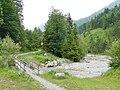 Grenze Deutschland Österreich am Fluss Neidernach - panoramio.jpg