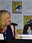 Gretchen J, Berg at Star Trek- Discovery panel (36571420635) (cropped).jpg