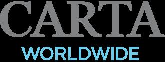 Carta Worldwide - Carta Worldwide logo in grey and blue