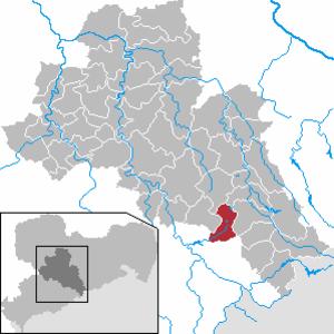 Großhartmannsdorf - Image: Großhartmannsdorf in FG