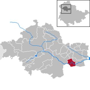 Großvargula - Image: Großvargula in UH