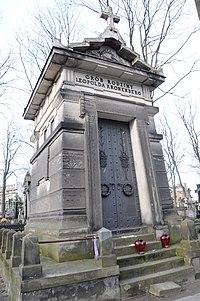Grobowiec Leopolda Juliana Kronenberga.jpg