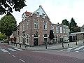 Groesbeek (NL) café Dorpsstraat 4, Kloosterstraat 1 gevel Kloosterstraat.JPG