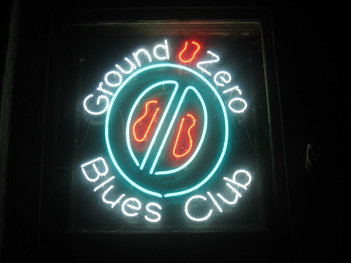 Ground Zero Blues Club Wikipedia