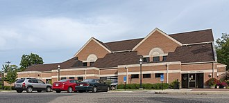 Grove City, Ohio - Image: Grove City Municipal Safety Complex 1