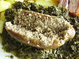 Pinkel Type of sausage