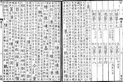 Guangyun Dong Rhyme 1.jpg