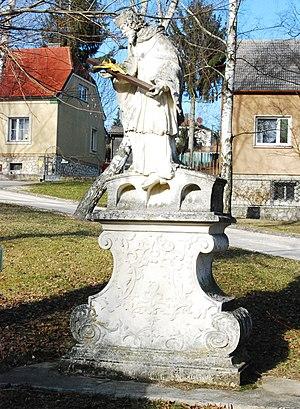 GuentherZ_2011-02-12_0061_Ernstbrunn_Bruendl_Statue_Johannes_Nepomuk.jpg