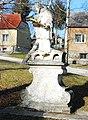 GuentherZ 2011-02-12 0061 Ernstbrunn Bruendl Statue Johannes Nepomuk.jpg