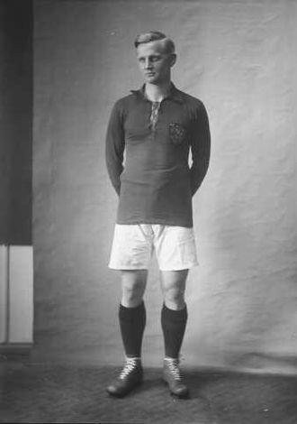 Gunnar Andersen - Image: Gunnar Andersen 1920