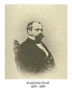Ernst Julius Gurlt German parasitologist