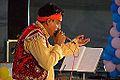 Gursewak Singh Performing - Evening Function - Rawatpura Sarkar Ashram - Chitrakoot - Satna 2014-07-05 6914.JPG