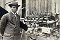 Gustav Otto with an Argus aircraft engine.jpg