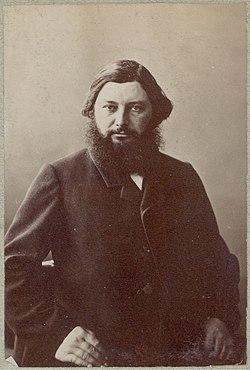 Gustave Courbet, photographie Atelier Nadar, v.  années 1860.jpg
