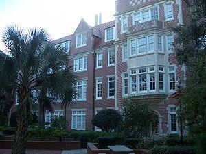 Leigh Hall (Gainesville, Florida) - Image: Gville UF Leigh 02