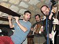 Hárman a Shannon együttesből 2008.jpg