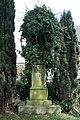 Memorial of the Hüpgens family grave cross