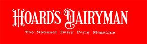 Hoard's Dairyman - Image: HD title block